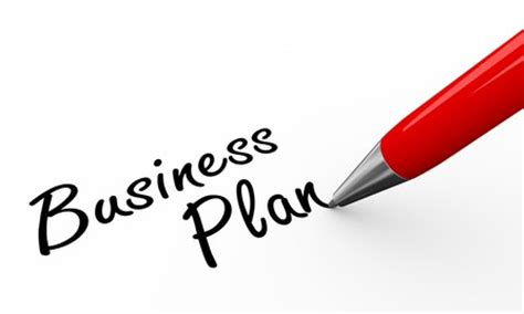 Writing business plan marketing
